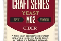 Дрожжи Cider M02 (Mangrove Jeck's Craft Series Yeast) (для сидра)